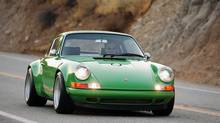 Singer Vehicle Design Porsche 911. (Singer Vehicle Design)