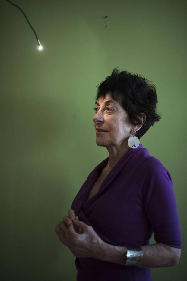 María Teresa Larraín toured her film Shadow Girl around Chile on a community circuit that brings films to schools, hospitals and cultural centres; she hopes it might be screened the same way in Canada.