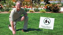 Richard Tighe founded the London, Ont., firm Grass Roots, which markets and distributes a soil-testing kit for homeowners. (unknown)