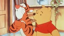 Tigger and Winnie the Pooh (ABC)