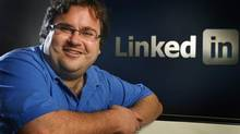 As you would expect from Reid Hoffman, the executive chairman and co-founder of networking site LinkedIn Corp., one of his antidotes for career atrophy is for employees to network frantically. (Tony Avelar/Associated Press)