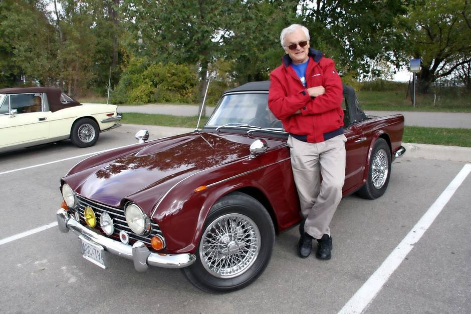 one last ride for the toronto triumph club, then a winter of