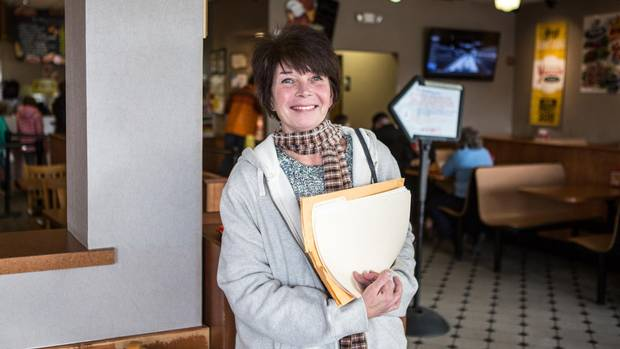 Pam Gehringer, Yocco's The Hot Dog King, Bethlehem, PA