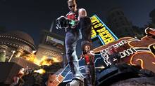 A screen from Duke Nukem Forever. (2K Games)