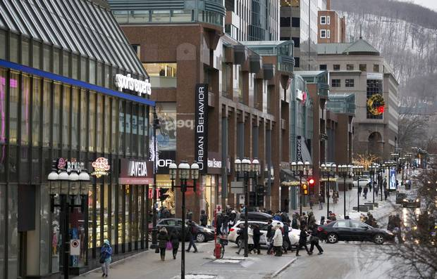 The densification of Montreal's downtown has become a flashpoint for controversy as those who bought in to the neighbourhood are taking issue with new construction that imperils their views of Mount Royal and the St. Lawrence River.