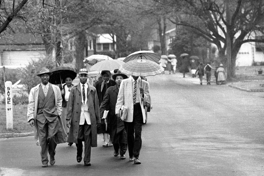 the impact of the montgomery bus boycott in the plight of african american civil rights The tallahassee bus boycott in response to demands from civil rights activists during the 1956-57 bus boycott, he became the first african-american to drive.
