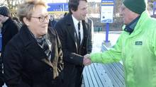 Pierre Karl Peladeau's call for independence damaged Pauline Marois's PQ campaign. (Ryan Remiorz/THE CANADIAN PRESS)