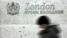 London Stock Exchange (SANG TAN/Associated Press)