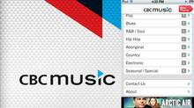 The CBC Music app provides a rich library, but no information on the track you're listening too and a somewhat depth-free sound, according to media reporter Steve Ladurantaye (iTunes.ca)