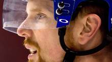 Daniel Sedin (DARRYL DYCK/The Canadian Press)
