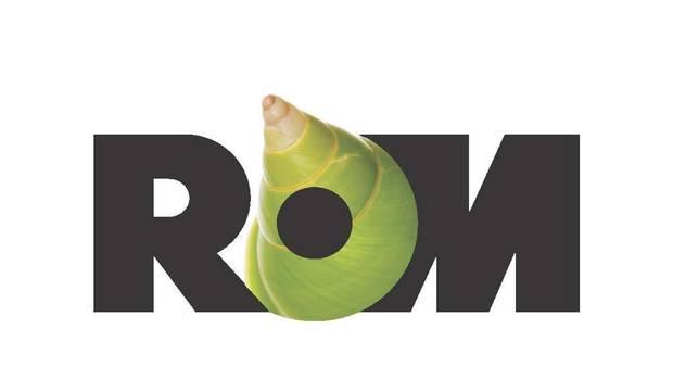 new ROM logo