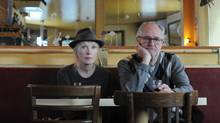 Lindsay Duncan and Jim Broadbent play a couple who go to Paris for their 30th wedding anniversary in Le Week-End. (Nicola Dove/Nicola Dove)