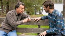 Ray Wise (left) and Mike Stasko in a scene from Iodine