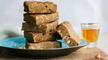 Buttered Rum Blondies (Stephanie Eddy for The Globe and Mail)