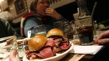Huge portions seem to be one of the culprits behind the Western world's obesity. (SHANNON STAPLETON/REUTERS)