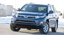 2012 Toyota Highlander Hybrid (Toyota)