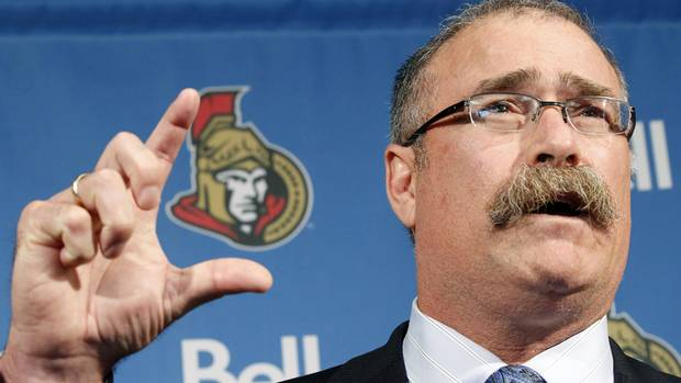 Sens' MacLean The Perfect Mix Of Strategy, Motivation And Comedy