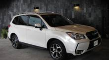 2014 Subaru Forester (Ted Laturnus for The Globe and Mail)