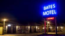 The set of Bates Motel (STUART ISETT/NYT)