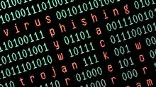 internet security virus threat warnings on monitor screen red green (Simon Smith/Getty Images/iStockphoto)