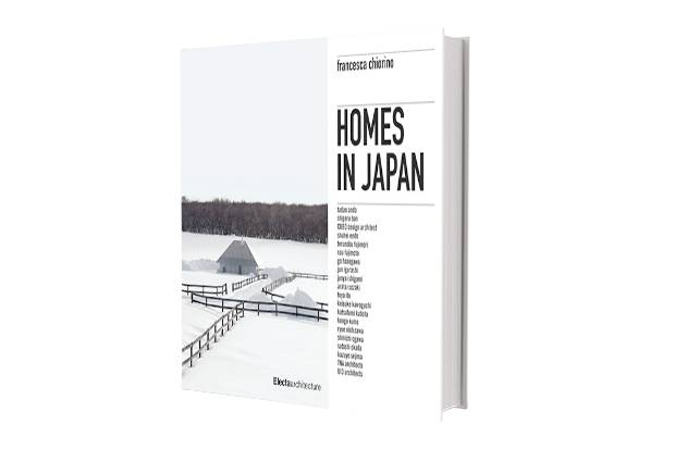 Homes in Japan by Francesca Chiorino (Mondadori, available Nov. 21), $67.50.