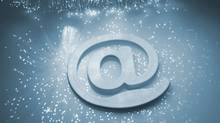 E-mail and Fibre Optical (Péter Mács/Getty Images/iStockphoto)