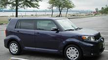 2011 Scion xB (Ted Laturnus for The Globe and Mail)