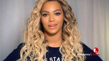 Beyoncé is one of several big names getting behind Sheryl Sandberg's Ban Bossy campaign. 'I'm not bossy, I'm a boss,' the singer says in a promotional TV spot.