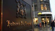 Hudson's Bay Co.'s tidy little turnaround story has become complicated. (Fred Lum/The Globe and Mail)