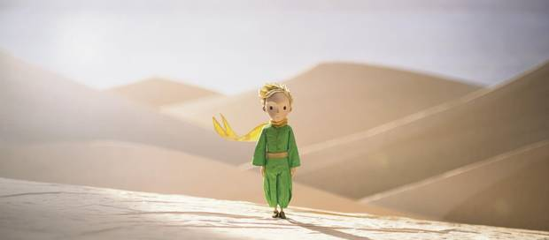 The Little Prince, the first product of Montreal's animated-feature boom
