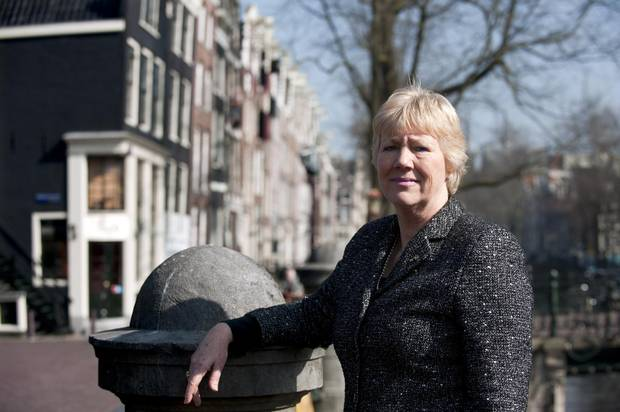Dr. Petra de Jong is the director of the Dutch Voluntary Euthanasia Society. In 2002, the Netherlands legalized euthanasia.