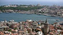 MBA student Salomé Thériault was in Istanbul as part of her Laval University trade mission. (Fatih Saribas / Reuters/REUTERS)