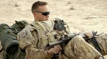Corporal Brian Pinksen died in hospital Aug. 30, 2010, in Germany after being injured during an explosion in Afghanistan. (Facebook)
