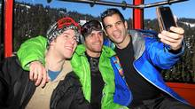 Attendees at the 2011 WinterPride in Whistler, B.C. (TJ Ngan/GayWhistler.com/TJ Ngan/GayWhistler.com)