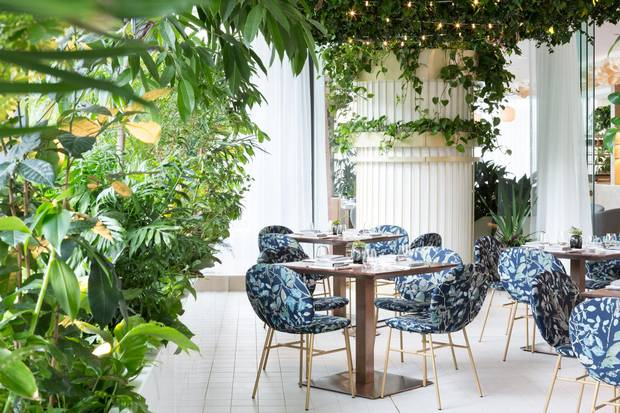 Vancouver S Botanist Is A Verdant Oasis That Delivers A