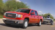 GMC Sierra Crew Cab SLT (General Motors)