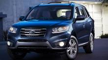 Hyundai Santa Fe. Got any deals to share? Tell us in the comments section. (Hyundai/Hyundai)