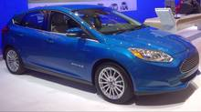 Ford of Canada is planning to make it easier for buyers of its upcoming plug-in vehicles by making special 240-volt chargers available at Best Buy electronics stores, with the installation overseen by the store's Geek Squad tech support department. (Michael Bettencourt)
