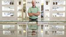 Martin Wright, owner of Magpie Jewellery, in Ottawa, Aug. 14, 2012 (Blair Gable For the Globe and Mail)