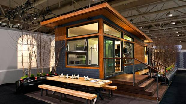In pictures modern prefab houses from canadian makers for Home designs bc