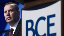 BCE Inc. CEO George Cope. (NATHAN DENETTE/NATHAN DENETTE/THE CANADIAN PRESS)