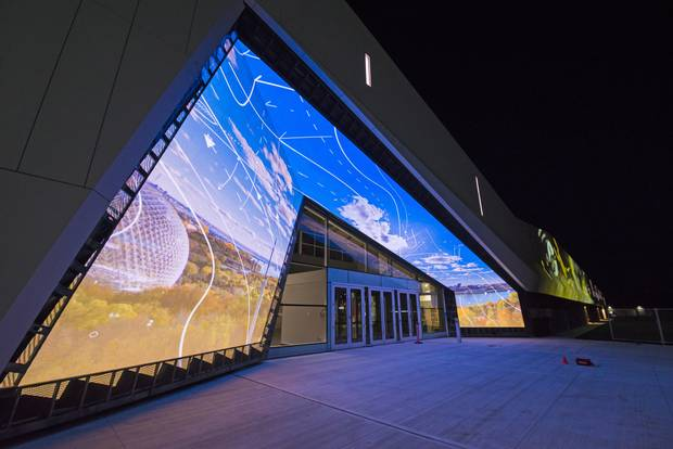 When the museum's doors reopen to the public this Thursday, curators will be hoping that their offering of sleek interactive exhibits combined with unique historic artifacts will prove to be an irresistible blend of past, present and future.