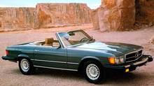 Mercedes-Benz 380 SL (Mercedes-Benz)