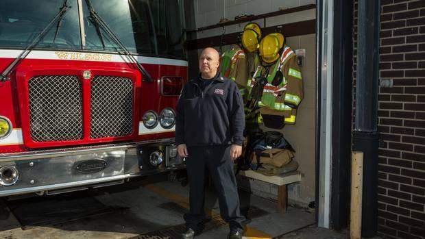 Donny Hockman, Wilson Fire Dept, Wilson PA