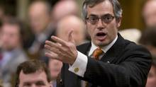 Industry Minister Tony Clement (Adrian Wyld)