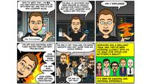 A condensed version of the Bitstrips story, as shown on the company's blog. (Bitstrips)