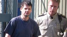 Child abductor Randall Hopley has been ordered by a B.C. judge to receive an assessment to determine whether he should be labelled as a dangerous or long-term offender. Hopley abducted a three-year-old boy last September. (The Canadian Press)