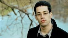 Pianist Jonathan Biss. (HO)