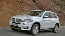 With improvements for 2014, BMW can justify the increase in sticker price for the X5. (BMW)