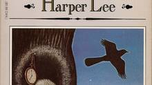 Detail from a cover of To Kill a Mockingbird
